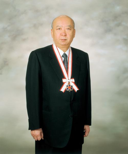 海老沢 勝二 肖像