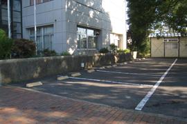 専用駐車場(建物正面):15台