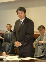 松田会長(潮来市長)