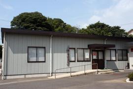 福祉事務所(本庁舎向かって左側の建物)