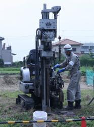第2回液状化対策検討委員会_水位観測井の設置