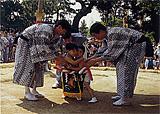 延方相撲(鹿嶋吉田神社)