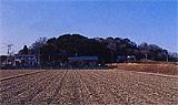 潮来陣屋跡の風景