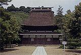 長勝寺の仏殿