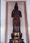 木造観世音菩薩像