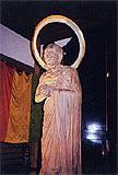 長勝寺の木造大迦葉像