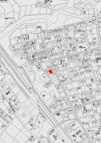 D-019位置図