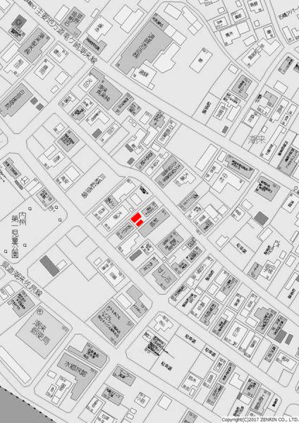 位置図(A-008)