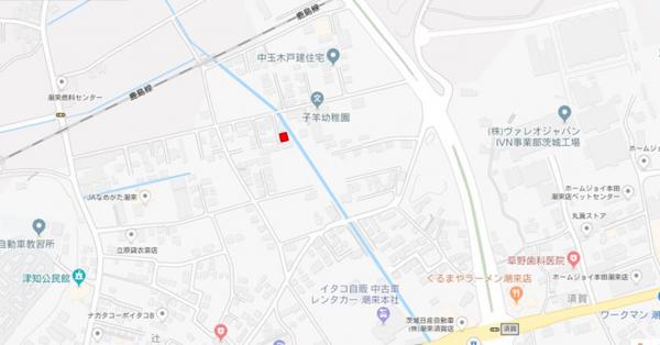 空き家地図(1)