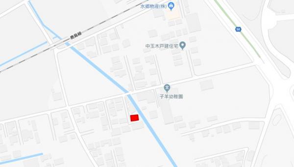 空き家地図(2)