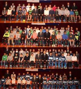 H30 児童生徒表彰 小学生