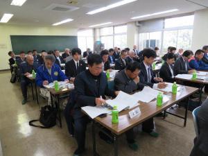 いきいき茨城ゆめ国体潮来市実行委員会第2回総会2