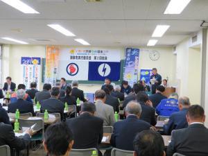 いきいき茨城ゆめ国体潮来市実行委員会第2回総会3