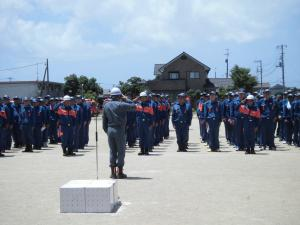 H30夏季訓練1