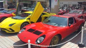 H30珍しい車の夏祭り1