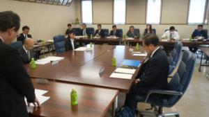 第1回潮来市総合教育会議(2)
