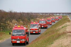 防火パレード H30-3
