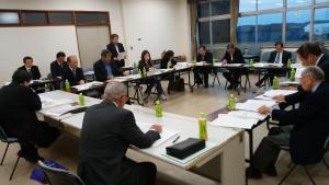 第3回潮来市総合計画審議会 2