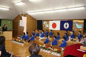 平成30年度 幼稚園 卒園式(1)