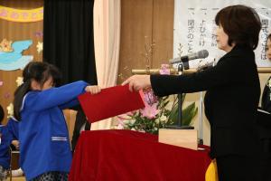 平成30年度 幼稚園 卒園式(3)