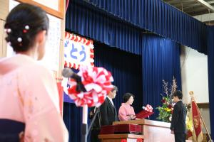 平成30年度 小学校 卒業式(2)