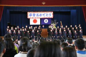 平成30年度 小学校 卒業式(3)