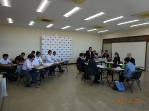 令和元年度第1回潮来市総合教育会議(1)