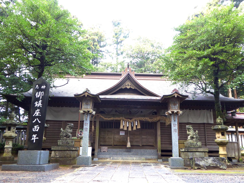素鵞熊野神社