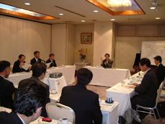 第1回潮来地区幹線道路計画検討会