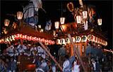 潮来祇園祭禮の画像