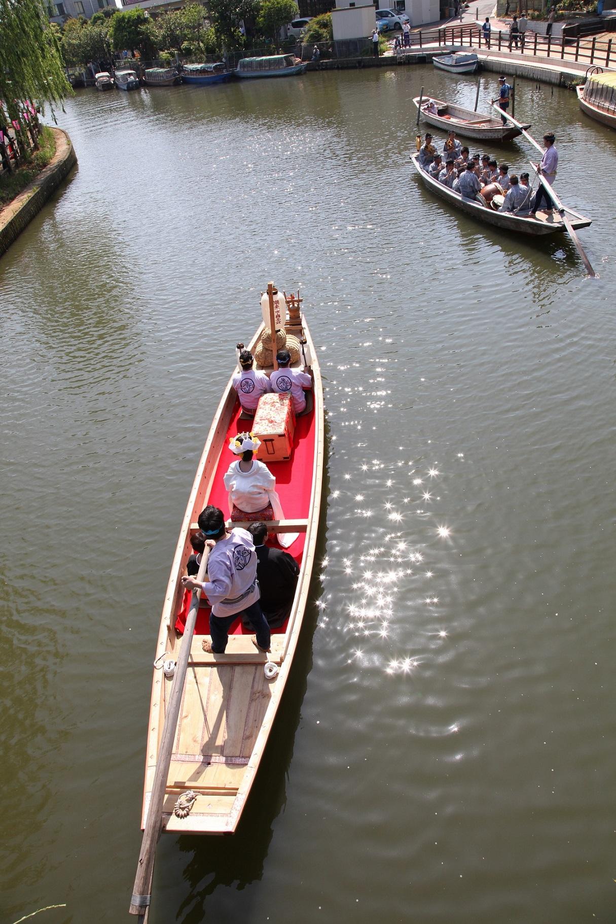 嫁入り舟1